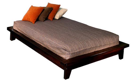 platform bed king platform bed  king queen full or twin for the smart college student  rh   futons