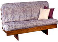 The Ash L Futon Frame