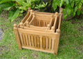 3 PC Planter Set