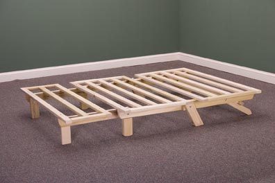 wooden futon bed frame Furniture Shop