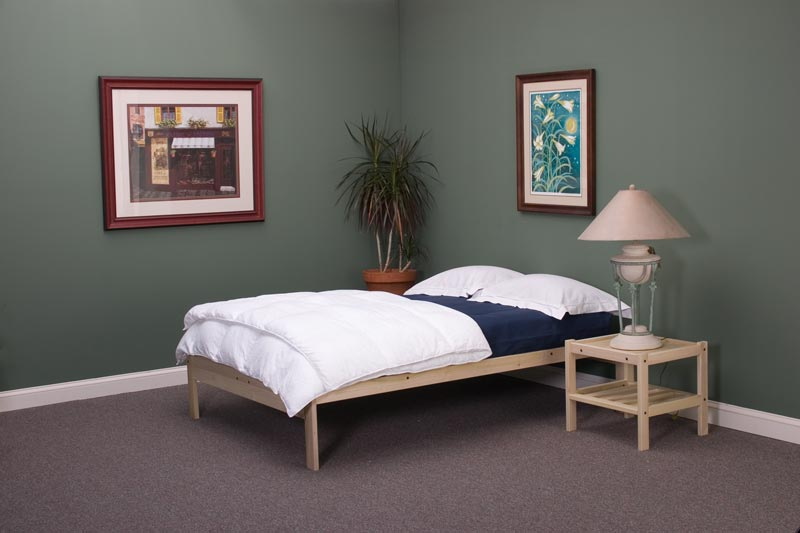 Nomad Platform Bed By Futons Net