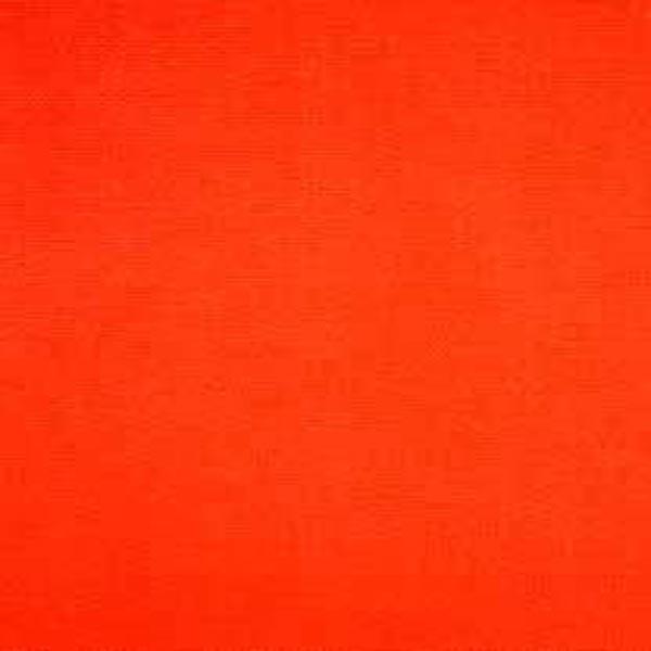 Heavy Orange Futon Cover