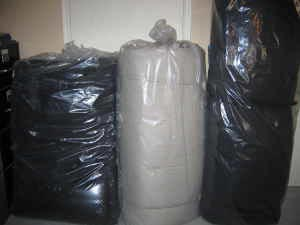 Futon Storage Bag