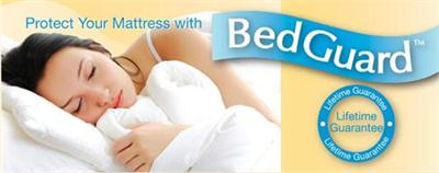 BedGuard Pillow Covers