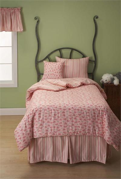 Sweet Hearts Duvet