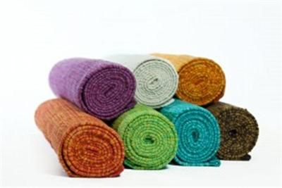 Yoga and Pilates Exercise Mats