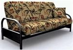 Rounded Arm Futon Frame