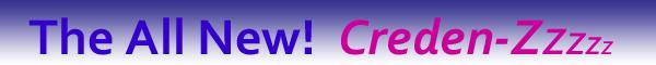 Creden-ZZZ Logo