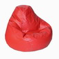 Lifestyle Dark Red Bean Bag