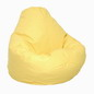 Lifestyle Yellow Bean Bag