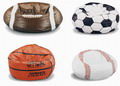 Sport's Collection Beanbag's