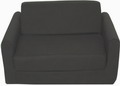 Juvenile Sofa Sleeper Black
