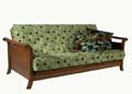 Lexington Futon Frame Warm Cherry