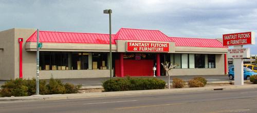 Fantasy Futons