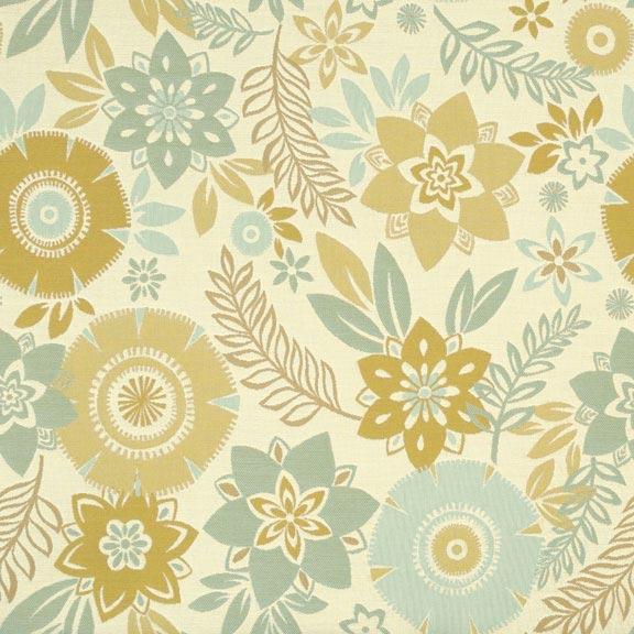 Aries Spring Futon Cover Sunbrella