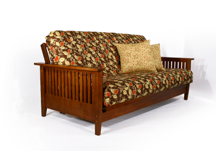 Remarkable Denali Futon Frame By Strata Furniture Alphanode Cool Chair Designs And Ideas Alphanodeonline