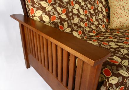 Incredible Denali Futon Frame By Strata Furniture Alphanode Cool Chair Designs And Ideas Alphanodeonline
