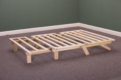 Simple Futon Frame Furniture