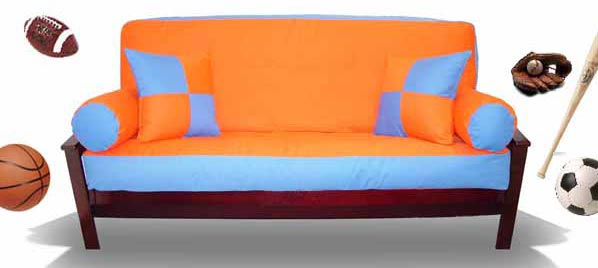 Mix And Match Futon Cover