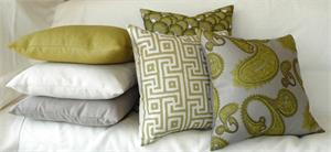 Green with Envy Pillow Set